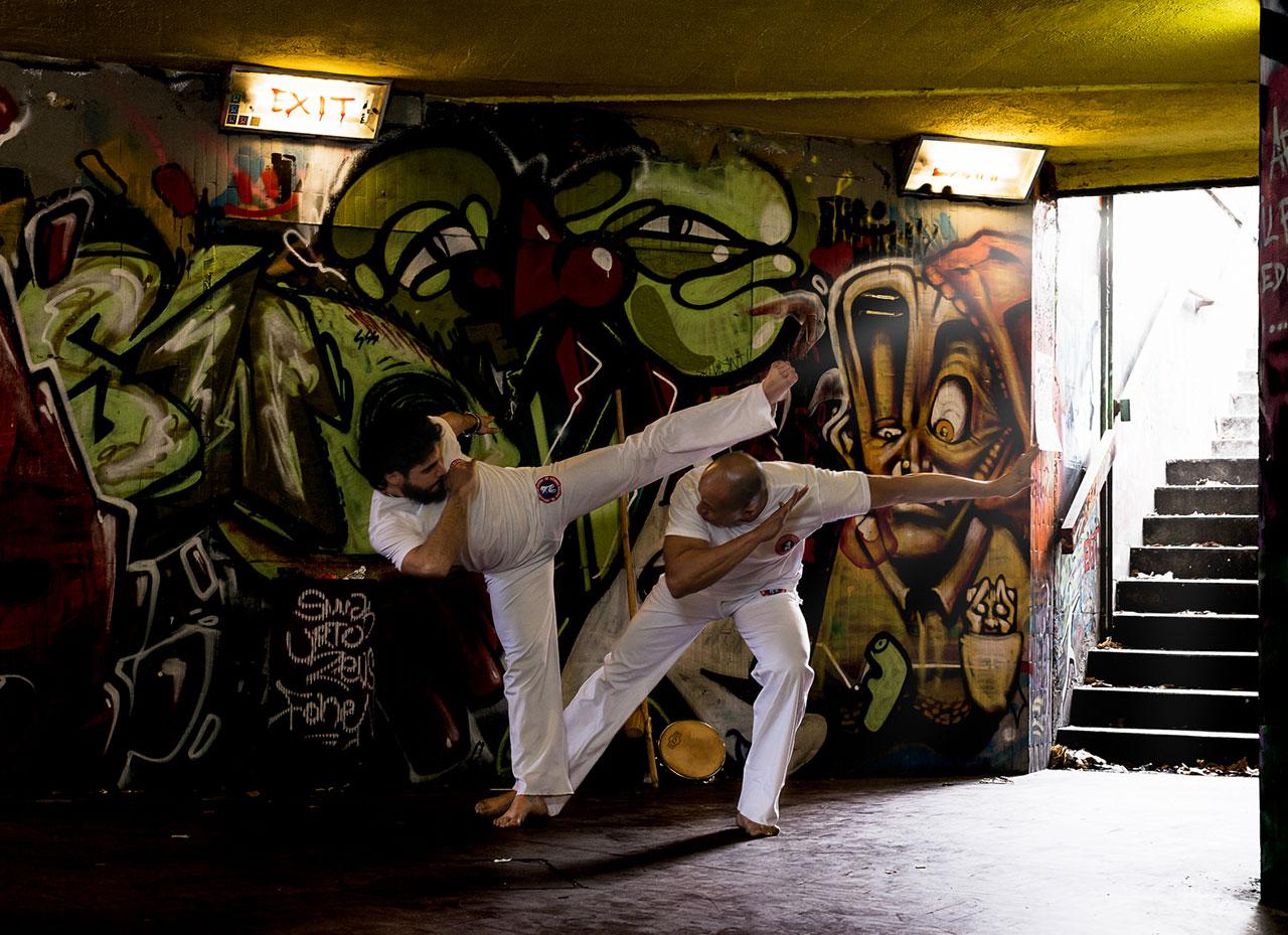 Capoeira image